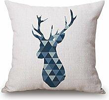 Elliot _ Eibe Nordic Geometrische Dreieck Muster