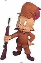 Elmer Fudd Figur Statue Dekoration Fun Deko Cartoon Looney Tunes