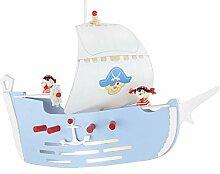 Elobra Deckenlampe Piratenschiff Kinderzimmer