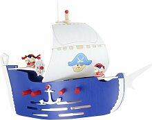 Elobra Kinder Lampe Pendellampe Piratenschiff