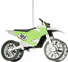 Elobra Kinderlampe Motocrossmaschine Pendelleuchte