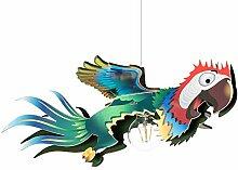 Elobra Kinderlampe Papagei Pendelleuchte für