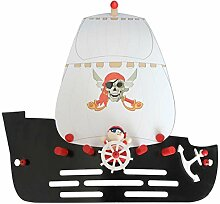 Elobra Wandlampe Piratenschiff Kinderzimmer