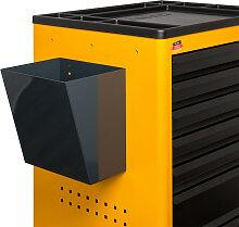 Elora Papierkorb für Werkzeugwagen Super Caddy, Tooljet und fahrbare Werkbank, Elora-1220-pk
