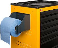 Elora Papierrollenhalter für Werkzeugwagen Super Caddy, Tooljet und fahrbare Werkbank, Elora-1220-ph