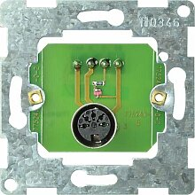 Elso DIN-Steckdose für Wassersensor IHC, 775240