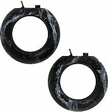 Elso End Rahmen, marmor schwarz Renova, WDE011465