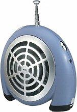 Elta 9011 Design Mini-Ventilator mit Radio