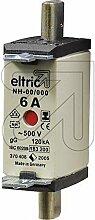 Eltric 3er Pack NH-Sicherung mit spannungsfreien