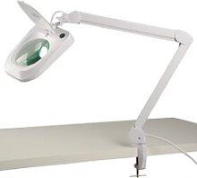 ELV LED-Lupenleuchte, 2,25-fache Vergrößerung,