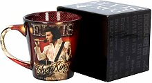 Elvis Presley Kaffee-Haferl