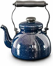 Emaille Kettle Home Cooking Teekanne Outdoor