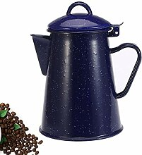 Emaille-Teekanne 0 8L / 1 2L / 1 8L / 2 4L Emaille