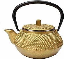 Emaille-Teekanne Teekannen Gusseisen Zubehör