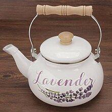 Emaille-Teekessel 2,5 l Emaille-Teekanne