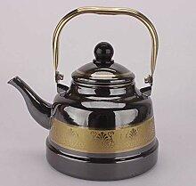 Emaille-Teekessel Emaille Teekühler Wasserkocher