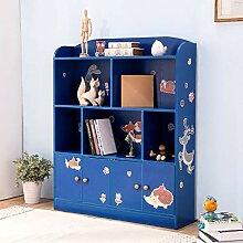 Emall Life Kinder-Bücherregal und Aufbewahrung,