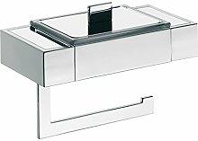 Emco 170000101 Papierhalter/Feuchtpapierbox