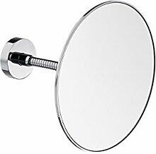 Emco Kosmetikspiegel mit Felxarm, 1 Stück, chrom,