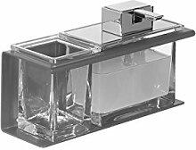 EMCO MONOLITH RelingSYSTEM mit Glashalter und