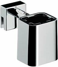 Emco Spiegelklemmleuchte System 2 in für Spiegel mit 4-6 mm Stärke, 1 Stück, chrom, 359200101