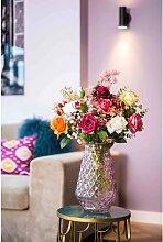 Emerald Künstlicher Blumenstrauß Flame Roses