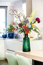 Emerald Künstlicher Blumenstrauß Flower Bomb XL