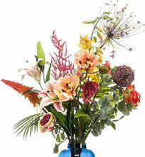 Emerald künstliicher Blumenstrauß Bouquet