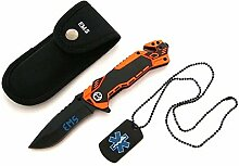 Emergency Rescue Knife Survival Outdoor Messer