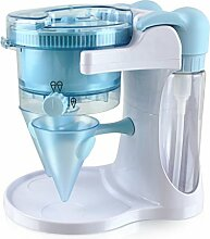 Emerio Eiscrusher Eismacher Eisspender Blau weiß