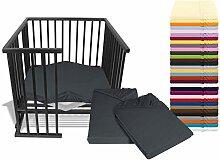 Emily´s Check Doppelpack Bettlaken für