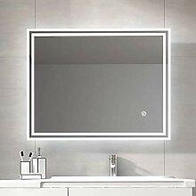 EMKE Beleuchteter LED Badezimmerspiegel LED