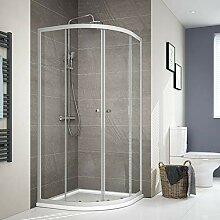 Duschkabine 80x80 Viertelkreis günstig online kaufen | LionsHome