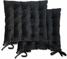 Emma Barclay Luxus-Samt Gepolstert Kissen Sessel
