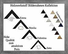Emma Holzwerkstoff Bilderrahmen robust kantig 40 x