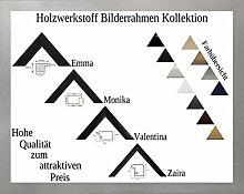 Emma Holzwerkstoff Bilderrahmen robust kantig 70 x