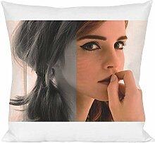 Emma Watson Portrait Pillow