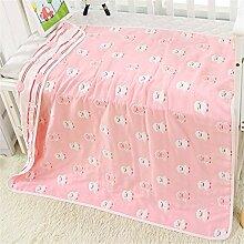 Emmala Babydecke aus Baumwolle für Babybett,