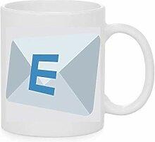 Emoji-Becher mit E-Mail-Symbol Emoji