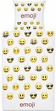 Emoji Renforcè-Bettwäsche 135 x 200 cm
