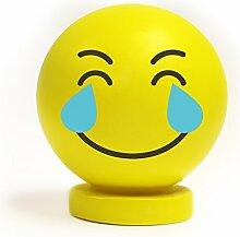 Emoji Tears of Joy Illumi-Mate Farbe wechselnde