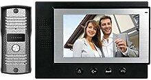 EMOS Videotelefon, schwarz H2012