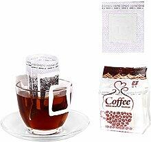 Emousport Einweg-Tropfkaffeetasse Filtertüten zum