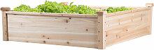 empasa  Hochbeet Kräuterbeet Gemüsebeet