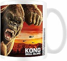 empireposter 766496, King Kong Skull Island Tasse