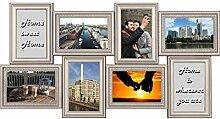 empireposter 8er Collage Frankfurt Multishot