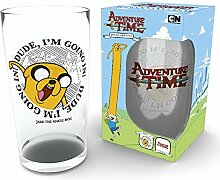 empireposter Adventure Time - Going In - Glas 500