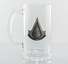 empireposter Assassins Creed - Logo - Glas