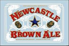 empireposter - Beer - Newcastle - Größe (cm),