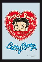 empireposter - Betty Boop - Fan Club - Größe